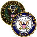 USA ミリタリー 米軍ロゴ ステッカーロスコRothco ...