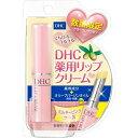 DHC 薬用リップクリーム カラーコレクション ミルキーピンクケース 1.5g