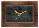 nanoblock(ナノブロック) アラーム付きクロック(人形のオマケ付き)/グリーン[タックルプランニング]