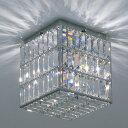 ヤマギワ 照明器具 シーリングライト照明 ( CRYSTAL CUBE ( クリスタルキューブ)) G1513N