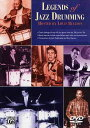 DVD LEGENDS OF JAZZ DRUMMING/HOSTED BY LOUIE BELLSON