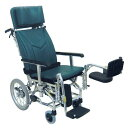 ティルティング&リクライニング車椅子  KXL16-42EL (カワムラサイクル)
