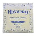 HISTORY / ヒストリー HEGSN032 エレキギター弦 A-5th .032 (バラ弦1本)