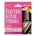 HISTORY / ヒストリー EN0942-3S エレキギター弦 3セットパック EX-LIGHT
