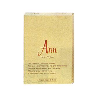 アン ヘアカラー #24 白箱
