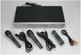 Bearmax クマザキエイム DVDプレーヤー 簡単カラオケセット KV-051