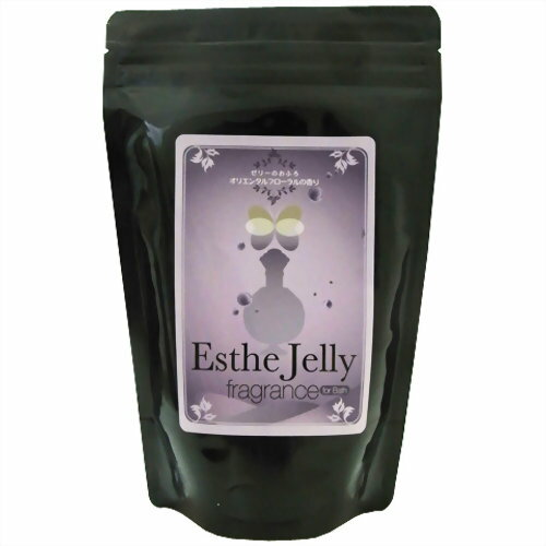 エステゼリー フレグランス オリエンタルフローラルの香り(入浴剤)