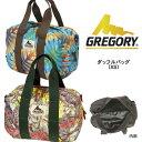 GREGORY(グレゴリー) GREGORY(グレゴリー) ダッフルバッグ ブラック XS 11310014の画像