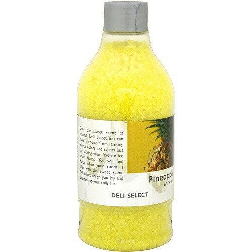 DELI バスソルト パイナップル 350g