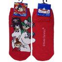 ムーミン/Moominレディースソックスキャラクター女性用靴下通販/シネマコレクションの画像