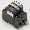 コレガ 法人向け 電源用SPD JISクラス IIセンサ横配置 最大使用電圧AC275VSPD連結数2 N-PE相ギャップ搭載 SMBP-MZSR-200JK2AR