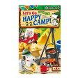 スヌーピー Let's go Happy Camp! 8個入りBOX リーメント