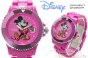 Disney 限定品 腕時計 「ミッキー/ピンク」D91084-4の画像
