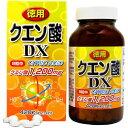 ユウキ製薬 徳用 クエン酸DX 420粒