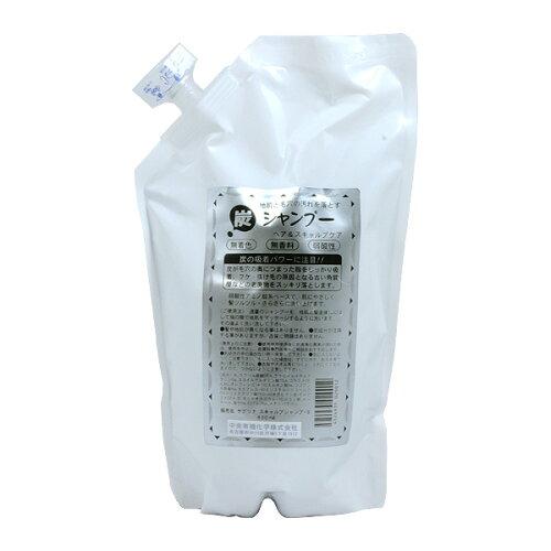 中央有機化学 炭シャンプー アミノ酸系 サブリナ スキャルプシャンプーB レフィル800ml