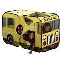 室内用プレイテント 「スクールバス/Kid'sテント」の画像