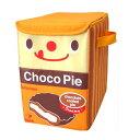 Snackie 横置ストレージBOX 収納用品 カラーボックスにすっぽり収まる チョコパイ/ORの画像