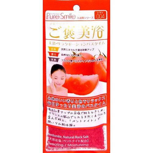 ピュアスマイル ご褒美浴 トマト 30g