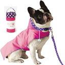 フィールドポイント 雨の日ポーチ コンビカラー ピンク Lサイズ