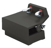ピアノ補助ペダル アップライトピアノ・グランドピアノ兼用 M-60 ブラック