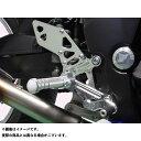モリワキ MORIWAKI 05060-201G8-20 バックステップキット CBR250R ABS車対応 ('11年)