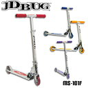 JD BUG MS-101F レッド