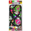 Game Accessory Nintendo Switch / QUICK POUCH COLLECTION for Nintendo Switch: スプラトゥーン2 Type-B