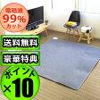 plywood オリジナル 電磁波99%カット 電子コントロールカーペット (ラグなし単体) (S)