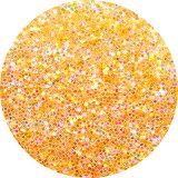 ピカエース #442 ラメ・パステルレインボーS オレンジ