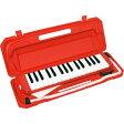 KC P3001-32K/RD レッド 鍵盤ハーモニカ