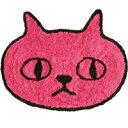 フレンズヒル ミニマット オスマシネコ ピンクの画像