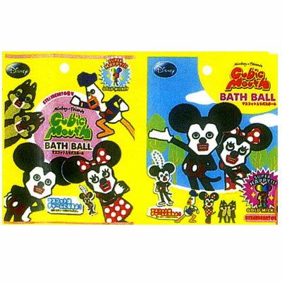 ノルコーポレーション キュービックマウス バスボール BOX