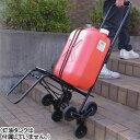3輪キャリーカート BK-35B 耐荷重35kg 階段でも運べる3輪キャスター BK35B