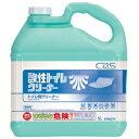 トイレクリーナー 酸性 5L 302196