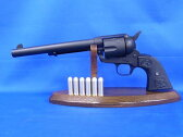 タナカワークス Colt SAA 2nd 7 1/2 キャバルリー HW 発火式モデルガン/完成/リボルバー