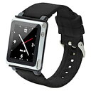 iwatchz QCBLKB Q Collection for iPod nano 6th Black