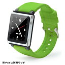 iwatchz QCGREB Q Collection for iPod nano 6th Greenの画像