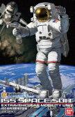 プラモデル 1/10 ISS船外活動用宇宙服 バンダイ