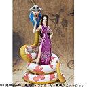 フィギュアーツZERO ワンピース ボア・ハンコック&サロメ バンダイ 予約商品02月発売の画像