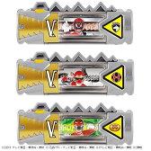 レジェンド戦隊シリーズ スーパー戦隊獣電池セット03 バンダイ