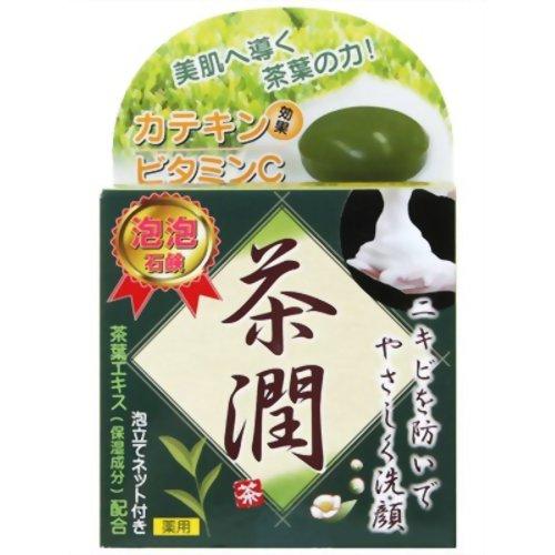薬用石鹸 茶潤 60g