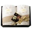 プレーリードッグ リピン カラードコットン&ウール綿毛布2枚セットCW-30002
