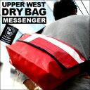 メッセンジャーバッグ UWT-143YE/BKの画像