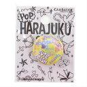OilshockDesigns/HARAJUKU GIRL(Cute Crash)25mm缶バッジ サブカルファッション