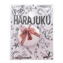 OilshockDesigns/HARAJUKU GIRL(Dot Ribbon)25mm缶バッジ サブカルファッション