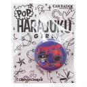 OilshockDesigns/HARAJUKU GIRL(SYMPHONY COSMIC)25mm缶バッジ サブカルファッション