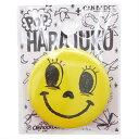 OilshockDesigns/HARAJUKU GIRL(Smile)40mm缶バッジ サブカルファッション