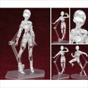 フィギュア figma archetype:she No.00♀ Wonderful Hobby Life for You!! 限定