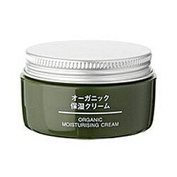 オーガニック保湿クリーム 45g 5255818 無印良品 フェイスクリーム