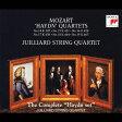モーツァルト:弦楽四重奏曲第14~19番「ハイドン・セット」